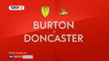 Burton 1-0 Doncaster