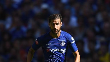 Fabregas: No contract offer yet