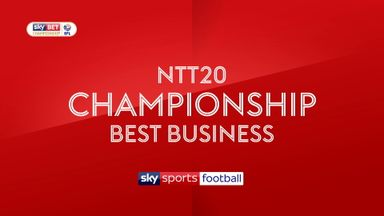 Championship's best business
