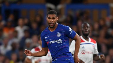 Loftus-Cheek pushing for starting place