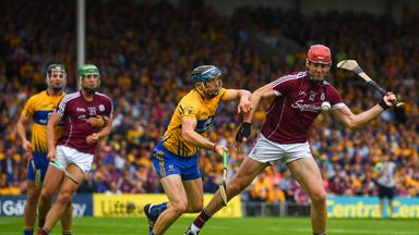 Clare v Galway: Highlights