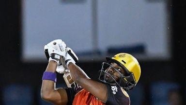 CPL: Jamaica v Trinbago highlights