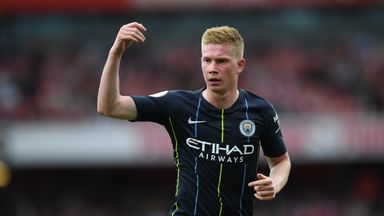 Pep: De Bruyne injury due to no rest