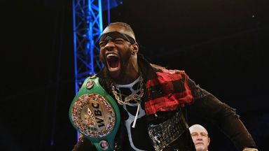 Hearn: Wilder is AJ's sole focus