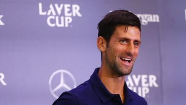 Djokovic: This is our Ryder Cup