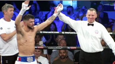 Cordina claims Commonwealth title