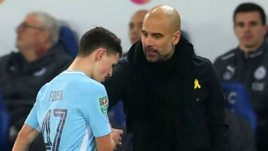 Pep: Foden is something special