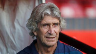 Pellegrini: Owners never questioned us