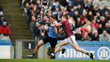 Dublin v Galway: Highlights