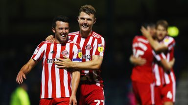 Sunderland looking to bounce back