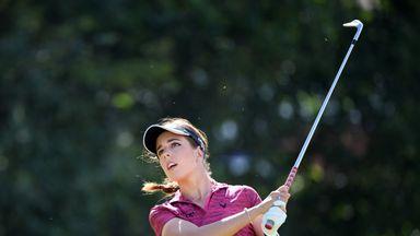 Women's British Open: R4 highlights
