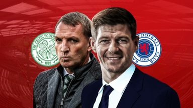 Old Firm derby live on Sky Sports