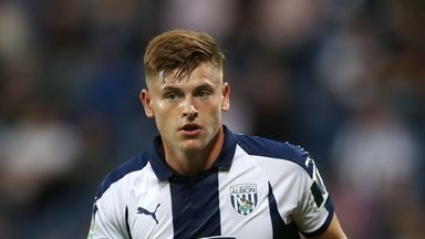 Barnes stunner earns Baggies draw