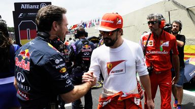 Horner rebuffs Alonso offer claims