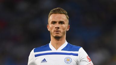 Sidwell: Maddison for England