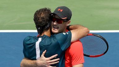 Jamie Murray wins Cincinnati title