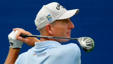 Furyk working hard for Ryder Cup