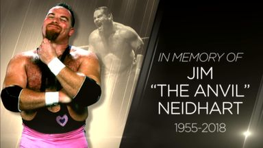 WWE tribute to Jim Neidhart