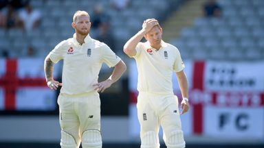 Bairstow 'delighted' for Stokes