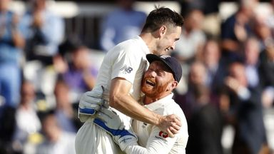 Bairstow: Buzz around English cricket