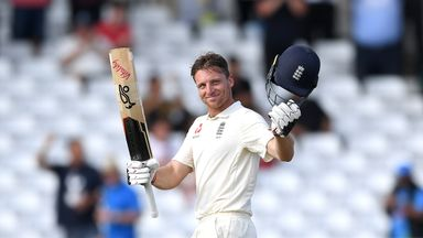 Buttler's maiden Test 100