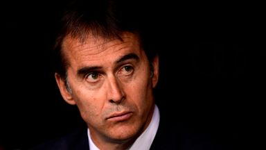Lopetegui defiant despite sack reports