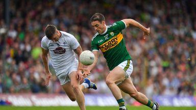 Kerry v Kildare: Highlights