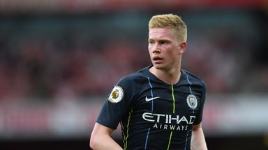 Can City cope without KDB?