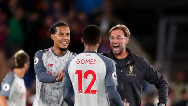 Klopp laughs off title talk