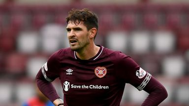 Levein: Lafferty talks ongoing