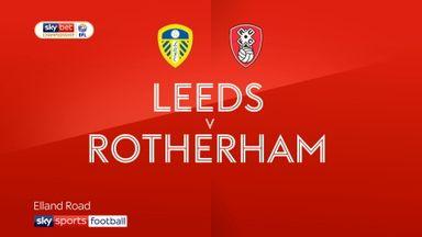 Leeds 2-0 Rotherham