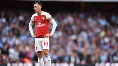 Arsenal 'can't afford' to freeze out Ozil