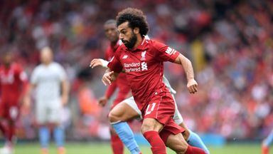 Salah 'not going anywhere soon'
