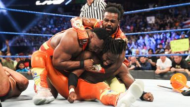 New Day defeat The Bar to head to SummerSlam