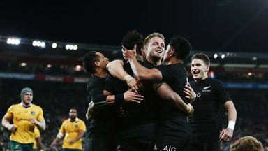 NZ set for 'special' Bledisloe test