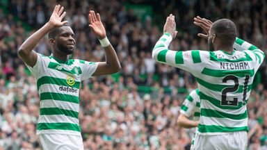 Celtic 3-1 Livingston