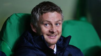 Solskjaer being considered by Man Utd