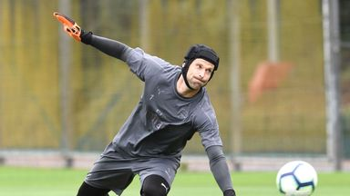 Emery: I believe in Cech