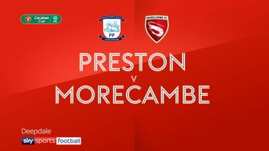 Preston 3-1 Morecambe