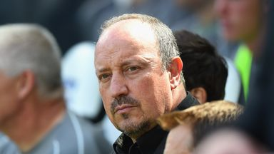 Rafa: No time to dwell on transfers