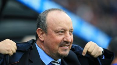 Benitez: I don't need big budget