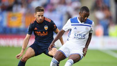Leicester 1-1 Valencia