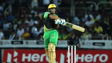 CPL: Jamaica v St Kitts highlights