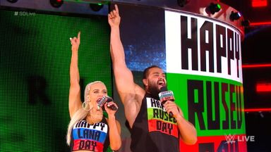 Rusev and Lana promise victory