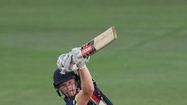 Billings out for T20 revenge