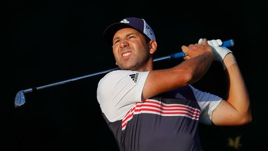 Garcia relaxed on FedExCup hopes