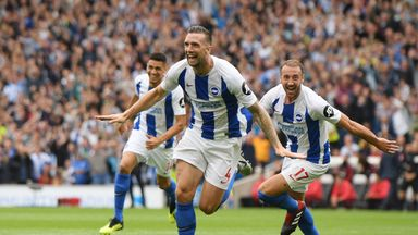 Hughton praises battling Brighton