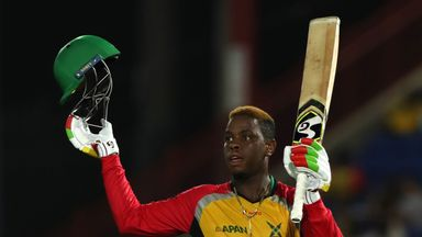CPL: Guyana v Jamaica highlights
