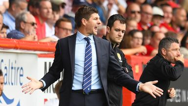 Gerrard: SFA made the right decision