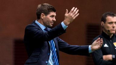 Gerrard warns players on discipline